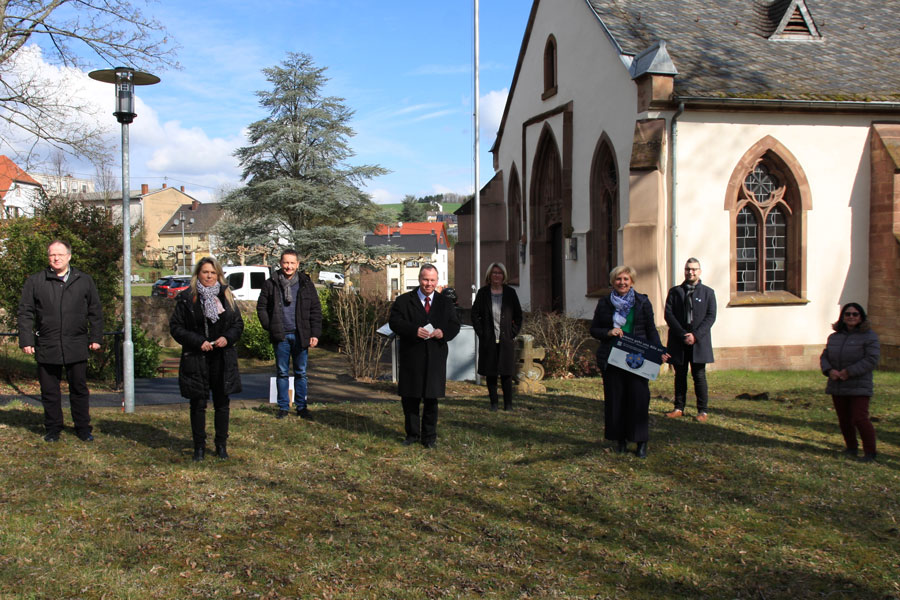 REGIO.news - Püttlinger Friedhof